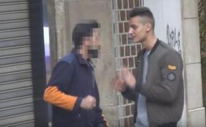 500.000 euros de fianza para el 'youtuber' del «caranchoa» por injurias al repartidor