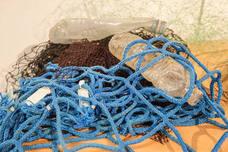 Plastiko biodegradagarria garatuko dute, kutsadura gutxitzeko
