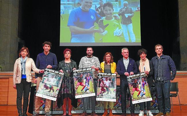 La Azpeitia Cup reunirá en junio a la mejor cantera de fútbol