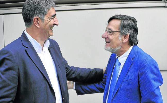 Ibarra insiste en combinar memoria con reinserción de los presos de ETA