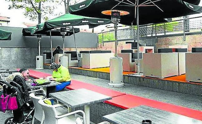 La colina de Vitoria recuperará en verano el latido hostelero del bar de Falerina