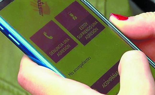 Piden una app para mejorar la atención por violencia machista