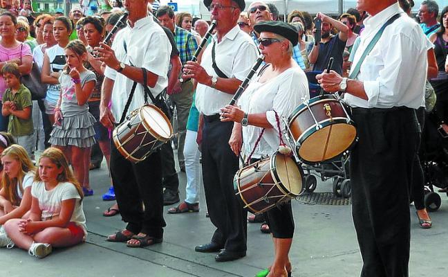 Las Jornadas Musicales de Donibane pasan su ecuador