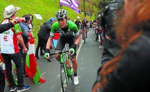 Alex Aranburu, tercero en el Tour de Noruega