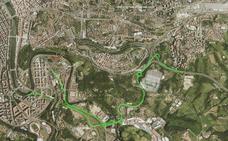 El ramal de salida hacia Loiola en la GI-20 se cierra hasta el domingo por obras