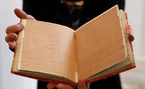 Descifran dos nuevas páginas del diario de Ana Frank