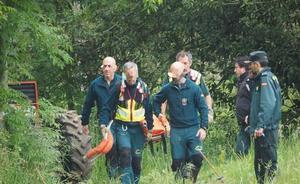 Aparecen restos de un cadáver en Llanes