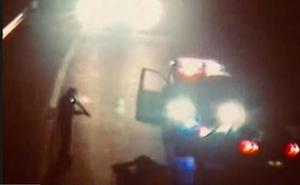 A prisión por encerrar a su exmujer en el coche y conducir 40 kilómetros en dirección contraria por la AP-68