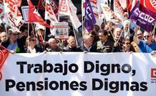 Subir las pensiones un 1,6% en 2018 y 2019 supondrá un coste total de 40.000 millones