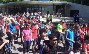 Gipuzkoako 26 ikastolak egin dute bat Mendimetroa ekimenarekin
