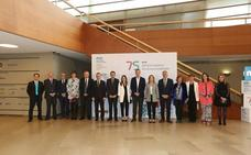 Urkullu destaca el «compromiso activo» de Mondragon Goi Eskola Politeknikoa con Euskadi