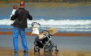 El permiso de paternidad de Euskadi supondrá una inversión de 20 millones en 2019