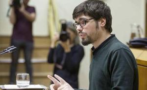 Elkarrekin Podemos emitirá un voto particular al preámbulo del nuevo Estatuto