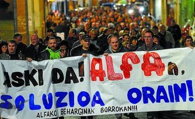 Los trabajadores de Alfa dan por concluida la huelga, después de 172 días