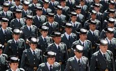 La Guardia Civil no quiere tatuajes