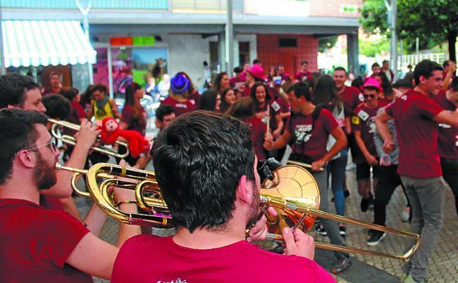 El Consistorio lamenta que Gazte Asamblada decida no participar en las Santio jaiak