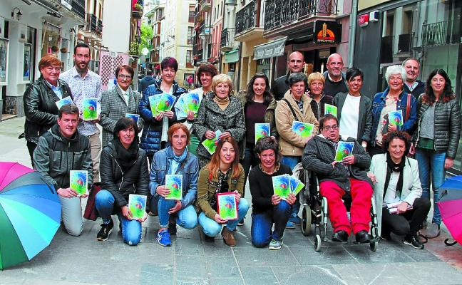Zarautz estrena la «pionera» Mesa de la Diversidad Funcional