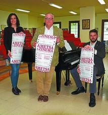 El Ametsa dedicará el concierto de fiestas a las bandas sonoras
