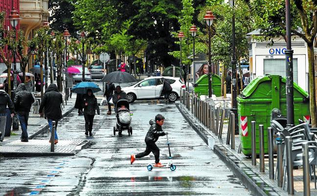 «La peatonalización no nos convence»