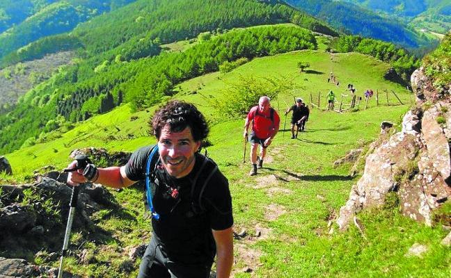 La marcha Memorial Beitia citará a «unos mil» montañeros mañana