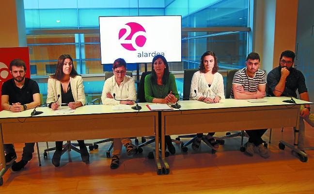 Un gran acto en Ficoba celebrará los 20 años de Alarde igualitario