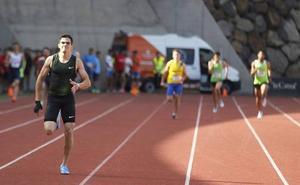 Hortelano regresa a la competición y bate su marca personal en 400 metros