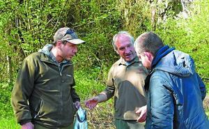 Vedan la pesca del salmón en el Bidasoa hasta el jueves