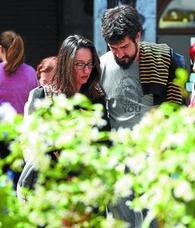 Tolosa, el jardín blanco de mayo