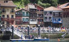 Última jornada del Festival Marítimo de Pasaia