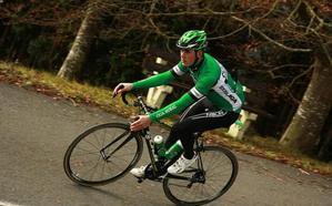 Alex Aranburu, cuarto en la general de Noruega a falta de la última etapa