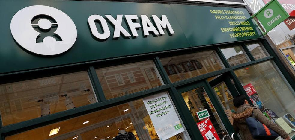 La dura salida del túnel de Oxfam