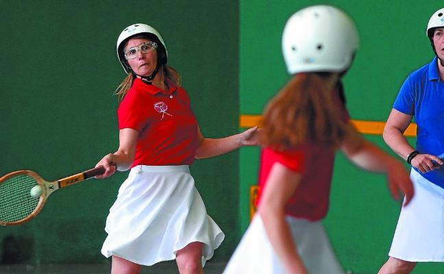 Raquetistas y deporte rural para despedir las fiestas