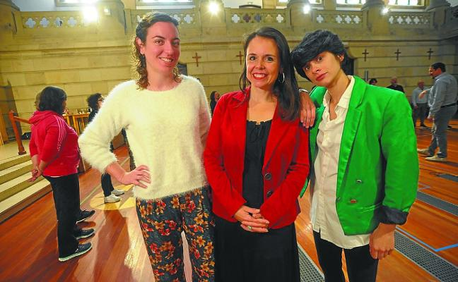 Un 'Orfeo et Euridice' «fiel, pero rompedor» crece en Donostia