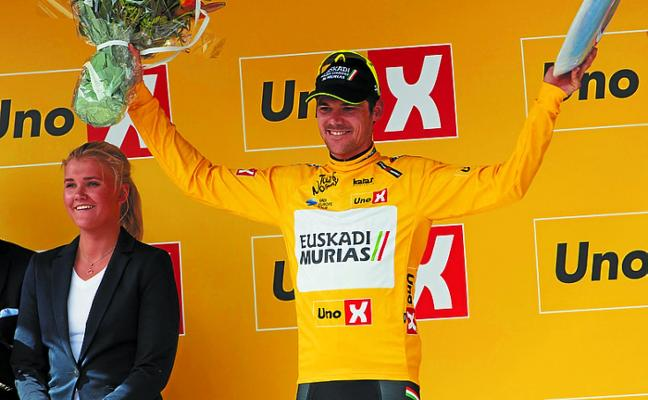 Eduard Prades le da al Euskadi-Murias el Tour de Noruega