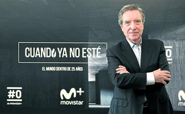 Iñaki Gabilondo: «El silencio será uno de los hallazgos del futuro»