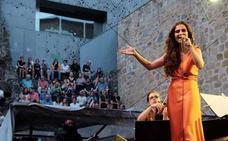 Silvia Pérez Cruz presenta este martes su último trabajo en el Kursaal de San Sebastián