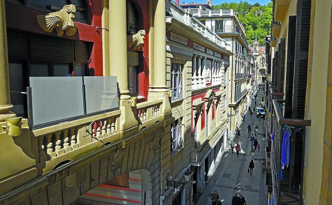 Los comercios de la calle Mayor podrán lanzar mensajes a los viandantes a través del móvil