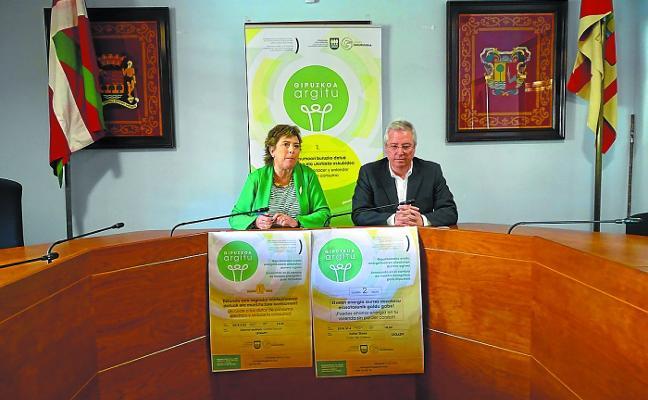 'Argitu' llama a la puerta de los legazpiarras para ahorrar energía