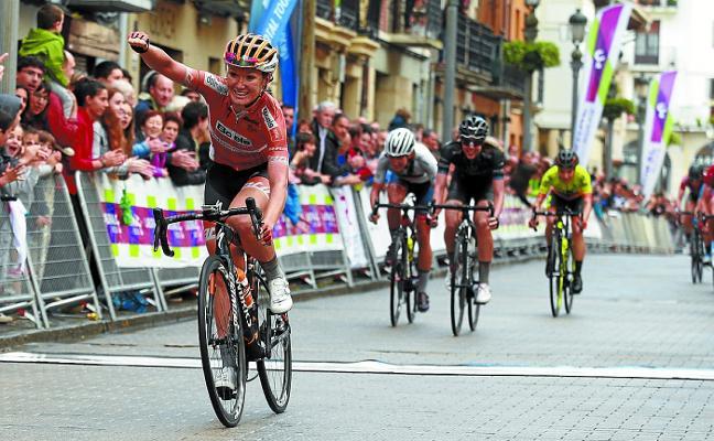 Pieters gana en Aretxabaleta y Ane Santesteban es cuarta