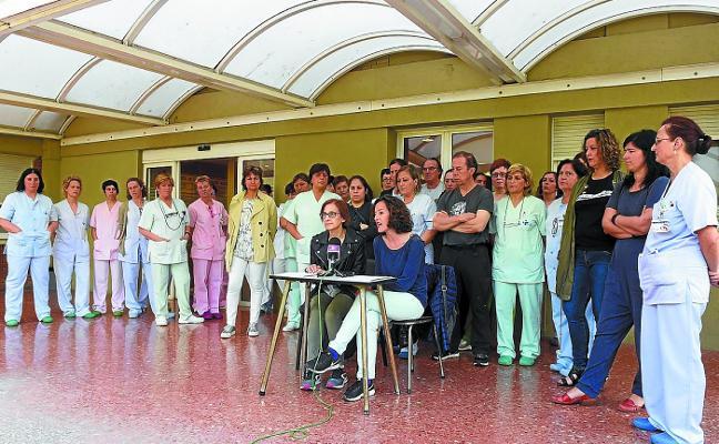 Los trabajadores de La Asunción, satisfechos con el preacuerdo