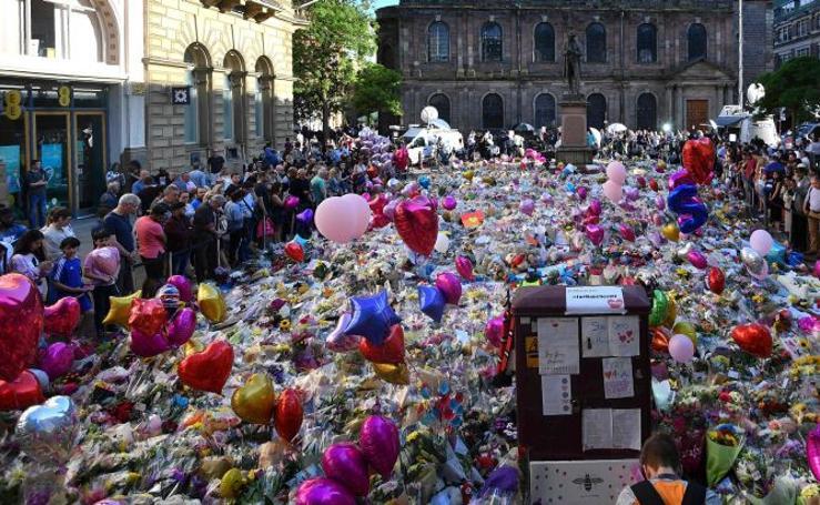 Un año de la tragedia de Manchester