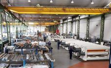 Las exportaciones de Gipuzkoa aumentaron un 7,8% en el primer trimestre