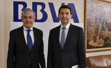BBVA estima que el PIB vasco crecerá este año un 3,1% y que se crearán 30.000 empleos