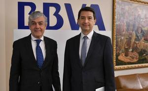 BBVA estima que el PIB vasco crecerá este año un 3,1% y que se crearán 30.000 empleos en dos años