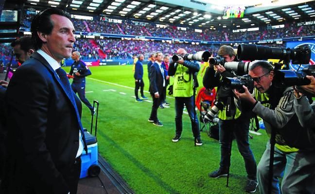 Emery, muy cerca del Arsenal como relevo de Wenger