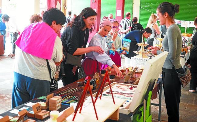 La inscripción para la Feria de arte y artesanía se mantendrá abierta hasta el domingo