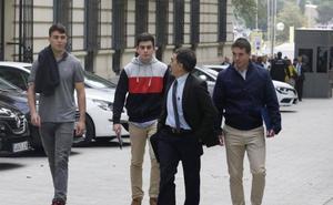 El fiscal mantiene siete años de cárcel para los acusados de Pamplona porque hubo «finalidad terrorista»