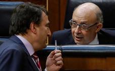 El PNV suma sus votos para permitir la aprobación de los Presupuestos de Rajoy por «responsabilidad»