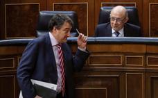 El PNV respalda los Presupuestos ante la «inminencia» de un Gobierno sin tacha en Cataluña