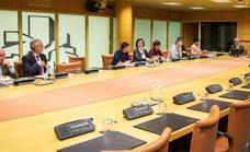 PNV y EH Bildu plantean en su propuesta de reforma estatutaria reconocer «la nacionalidad vasca»
